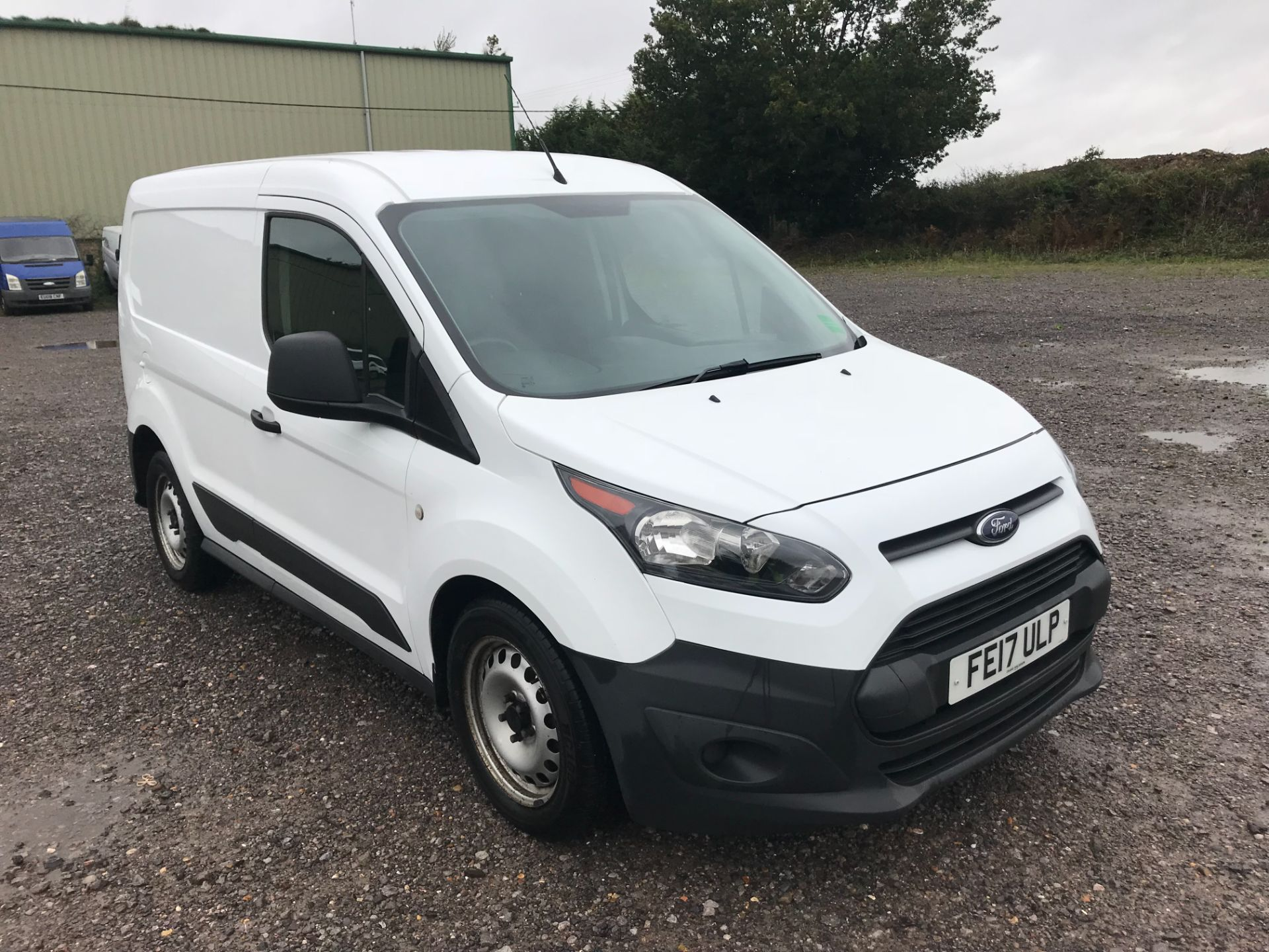2017 Ford Transit Connect 1.5 Tdci 75Ps Van (FE17ULP)