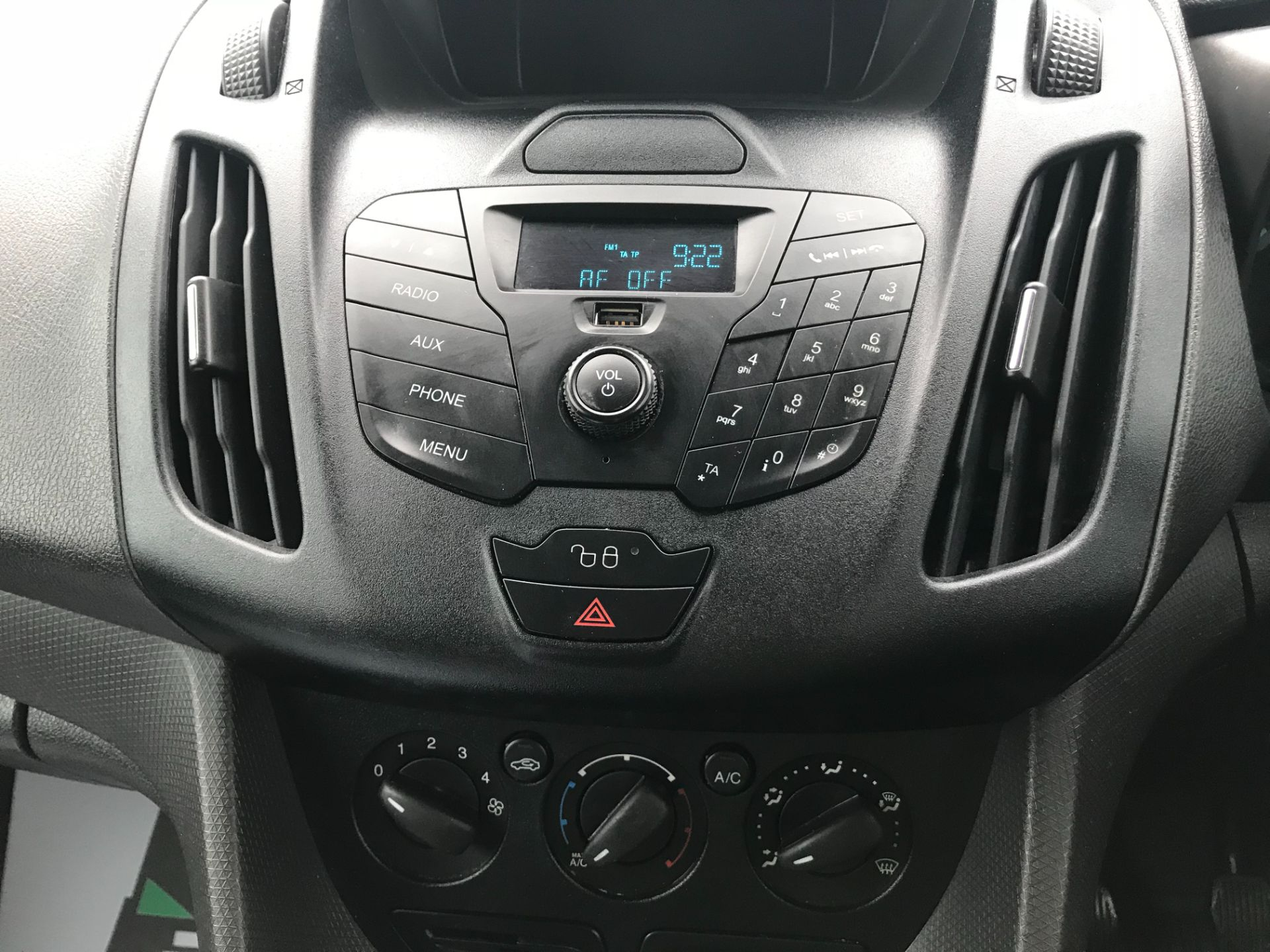 2017 Ford Transit Connect 1.5 Tdci 75Ps Van (FE17ULP) Image 28