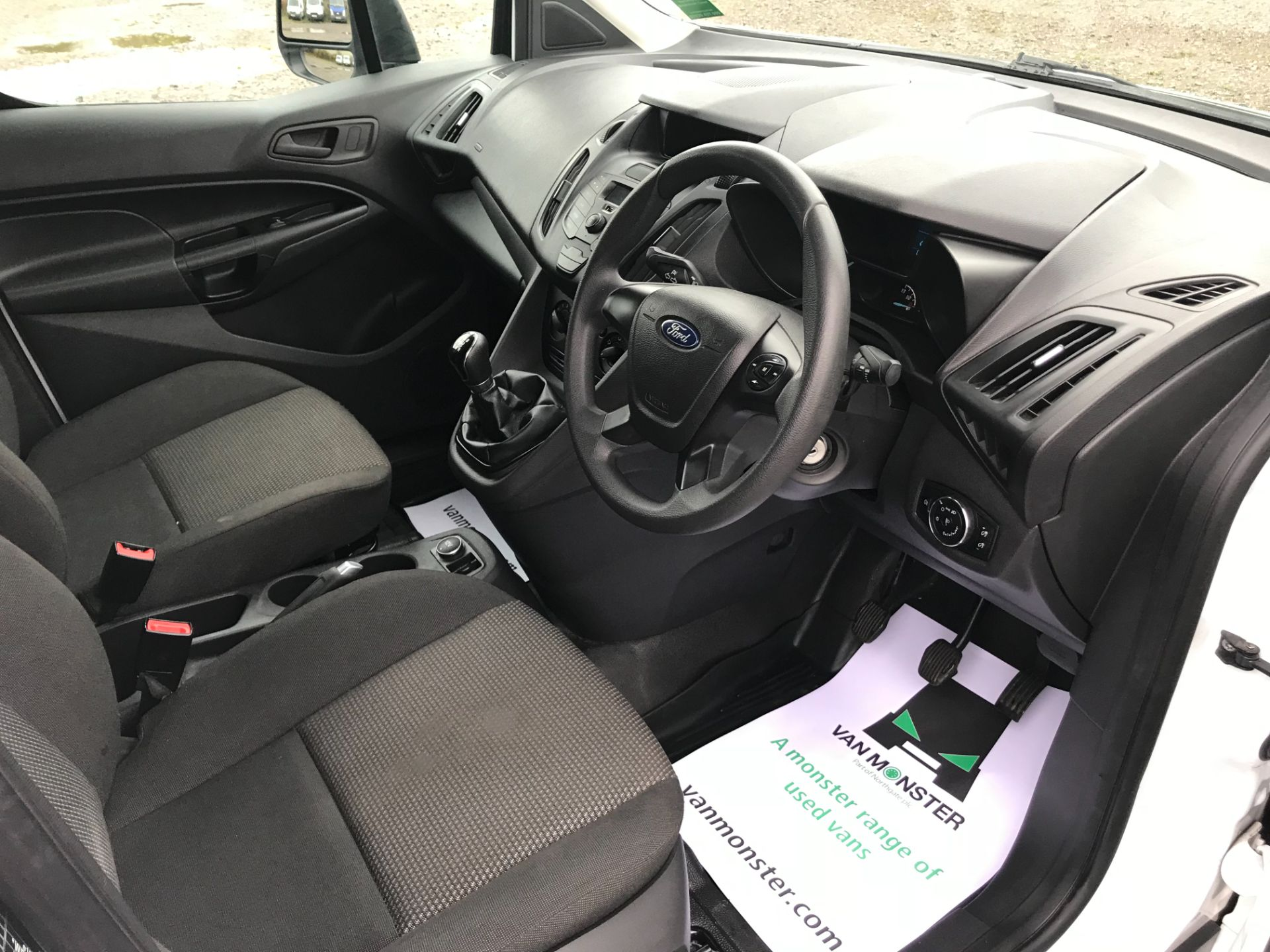 2017 Ford Transit Connect 1.5 Tdci 75Ps Van (FE17ULP) Image 23