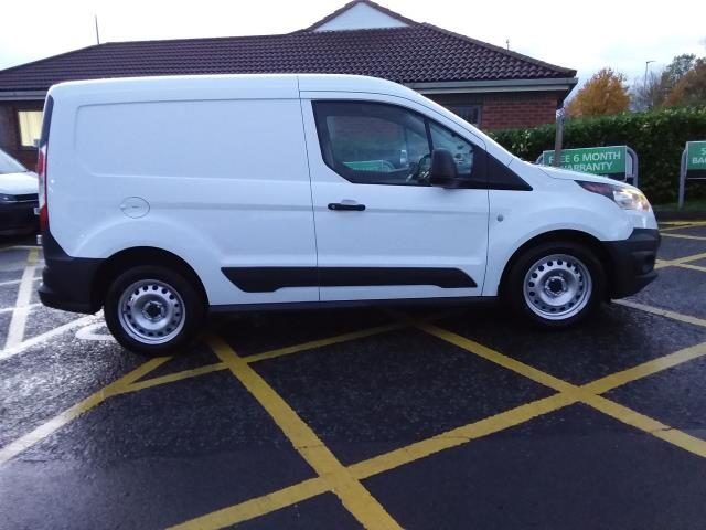 2017 Ford Transit Connect 1.5 Tdci 75Ps Van (FE17ULT) Thumbnail 8
