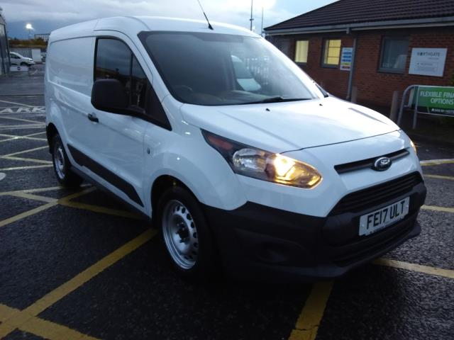 2017 Ford Transit Connect 1.5 Tdci 75Ps Van (FE17ULT) Thumbnail 1