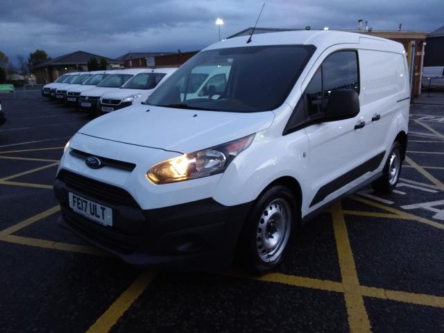 2017 Ford Transit Connect 1.5 Tdci 75Ps Van (FE17ULT) Thumbnail 3
