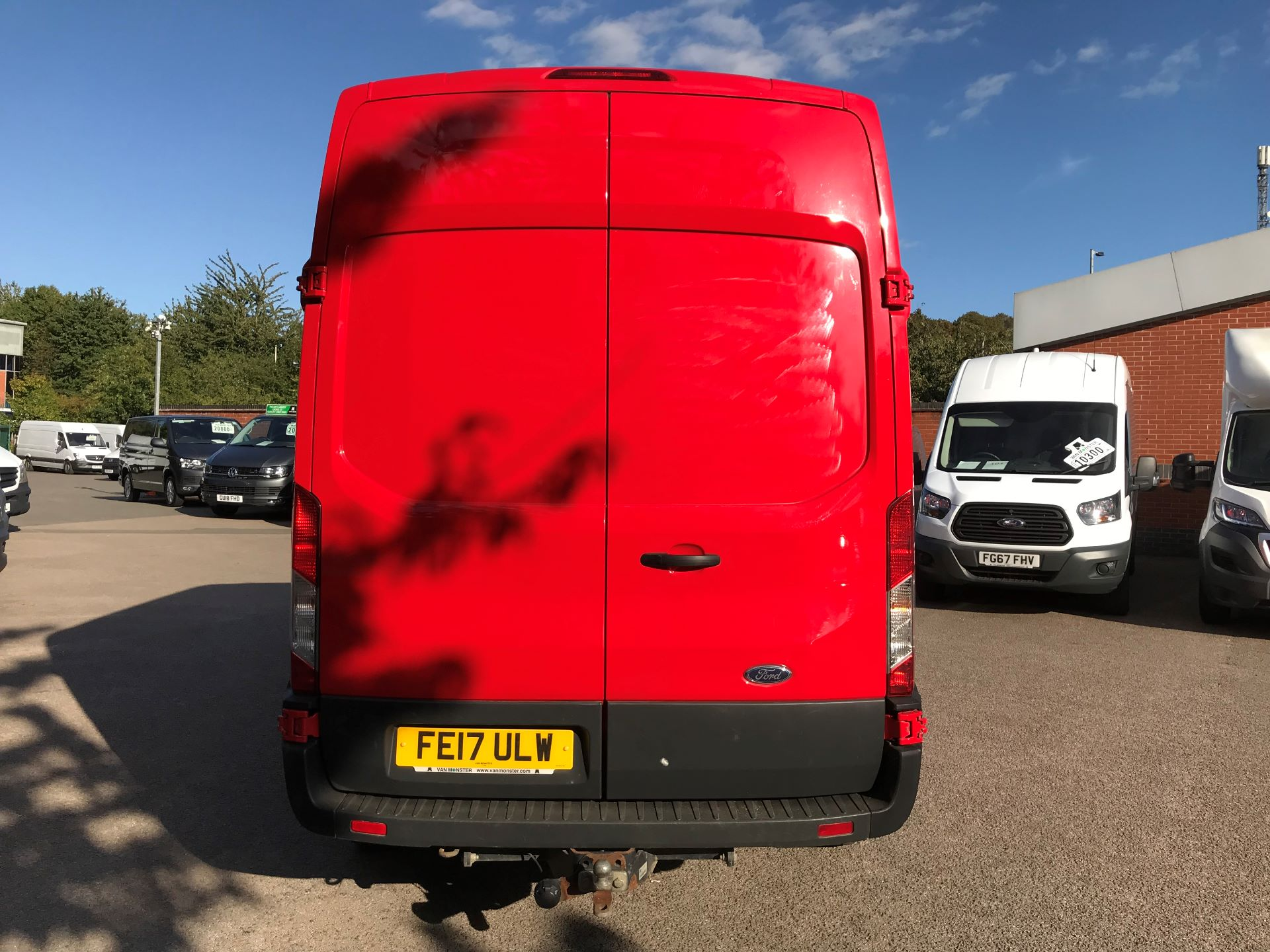 2017 Ford Transit L3 H3 VAN 130PS EURO 6 (FE17ULW) Image 9