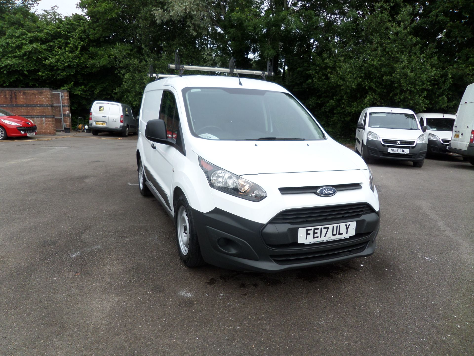 2017 Ford Transit Connect 1.5 Tdci 75Ps Van Euro 6 (FE17ULY)