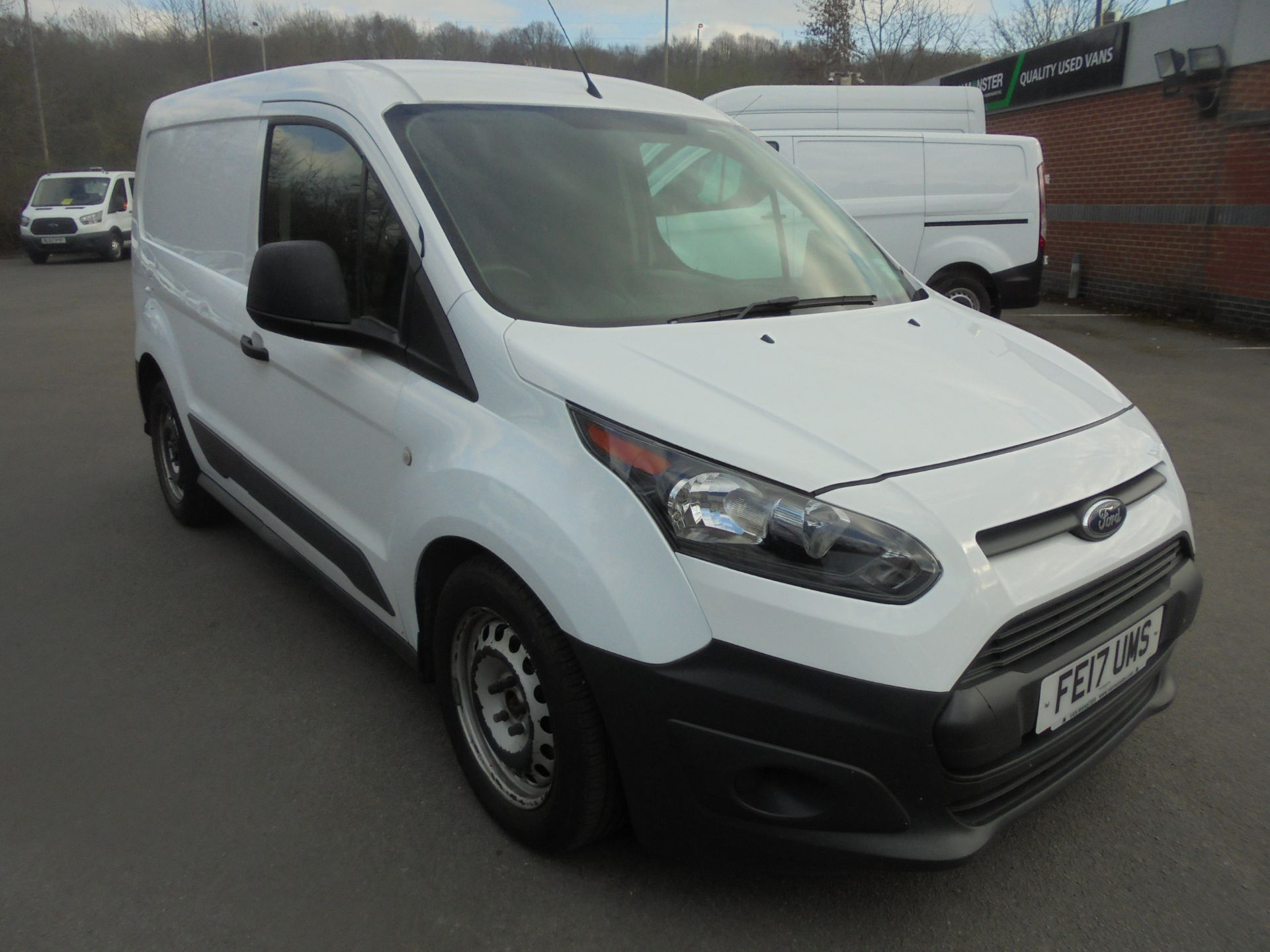 2017 Ford Transit Connect 1.5 Tdci 75Ps Van (FE17UMS) Image 1