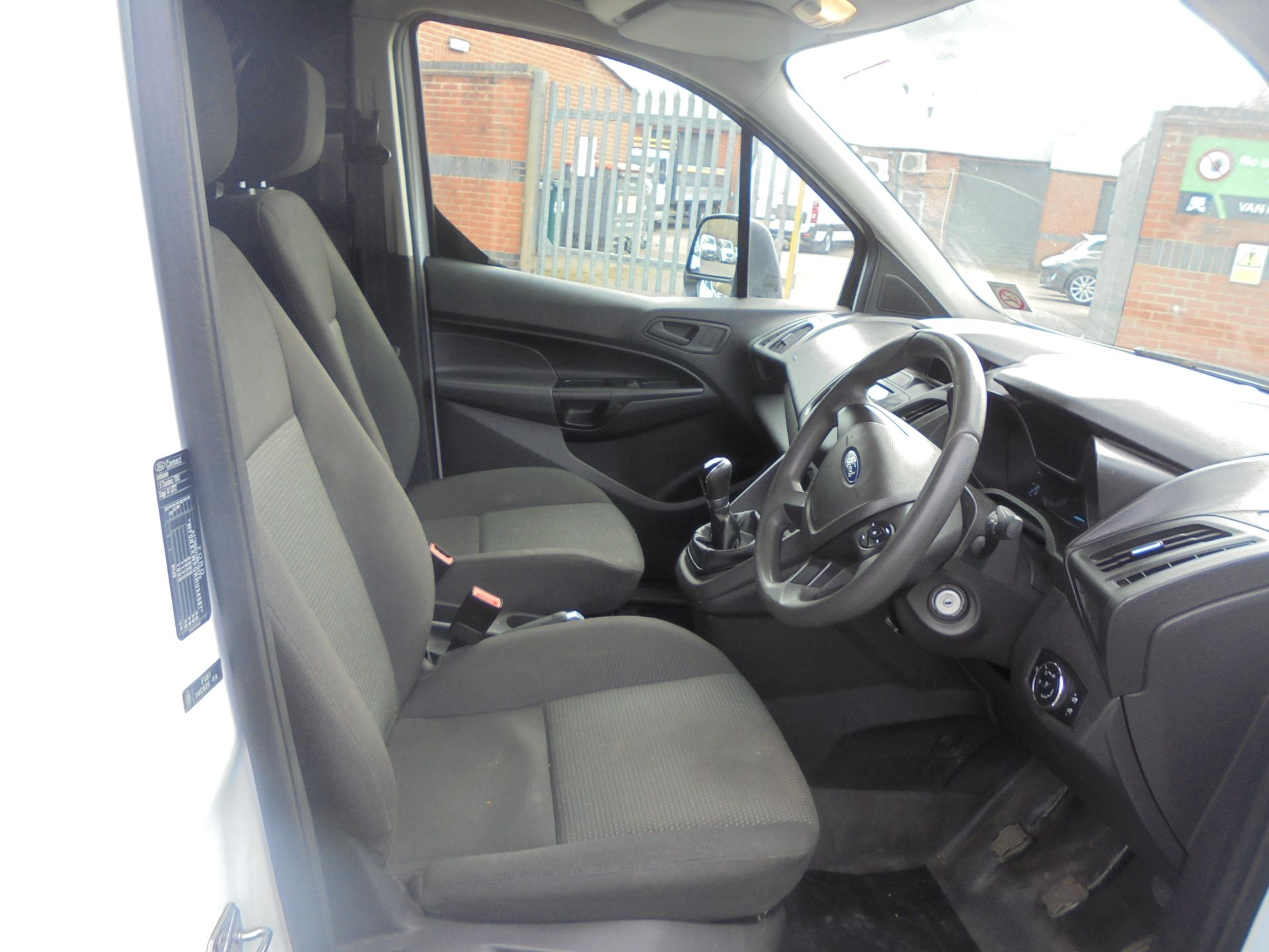 2017 Ford Transit Connect 1.5 Tdci 75Ps Van (FE17UMS) Image 12