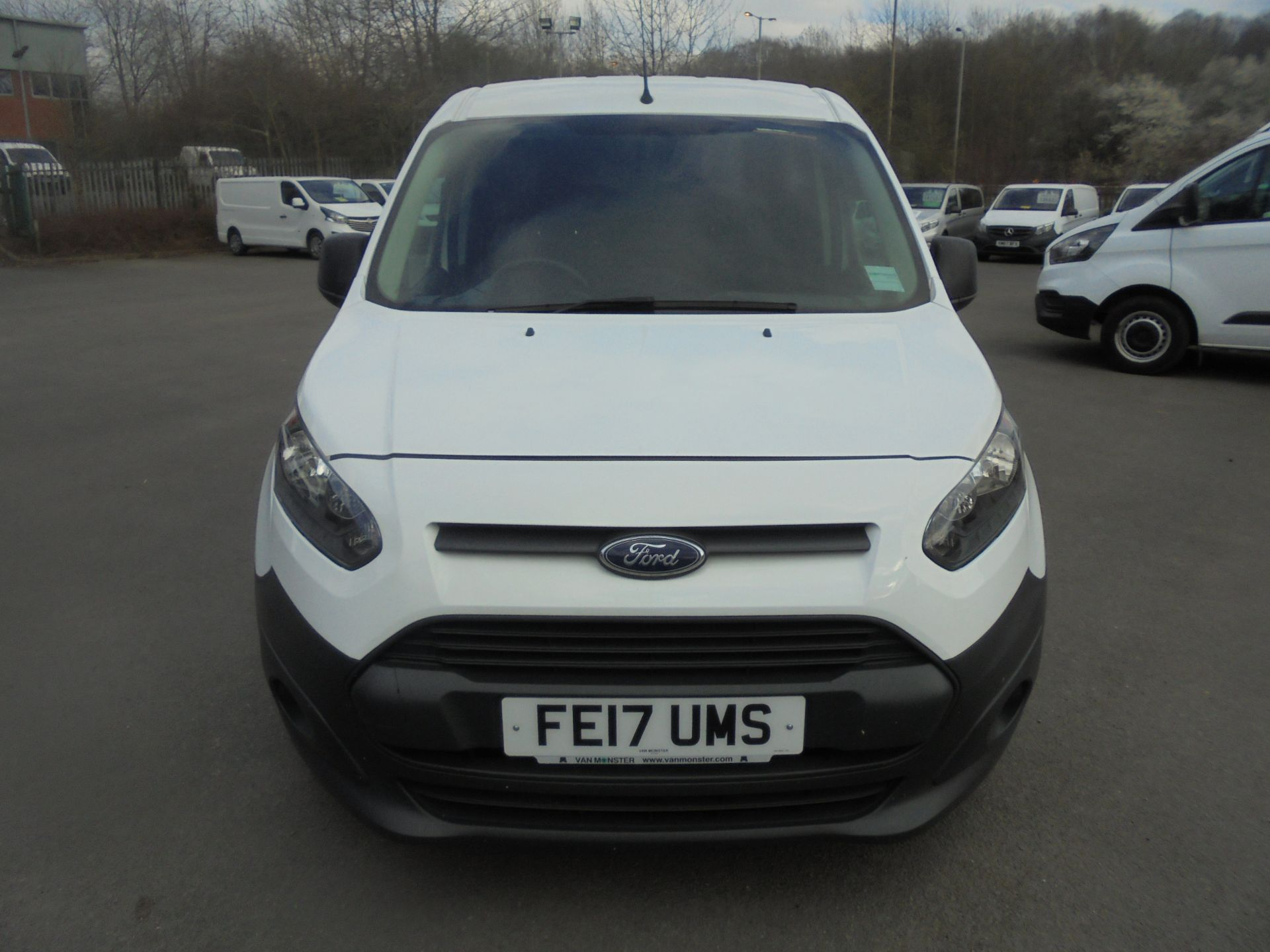 2017 Ford Transit Connect 1.5 Tdci 75Ps Van (FE17UMS) Image 2