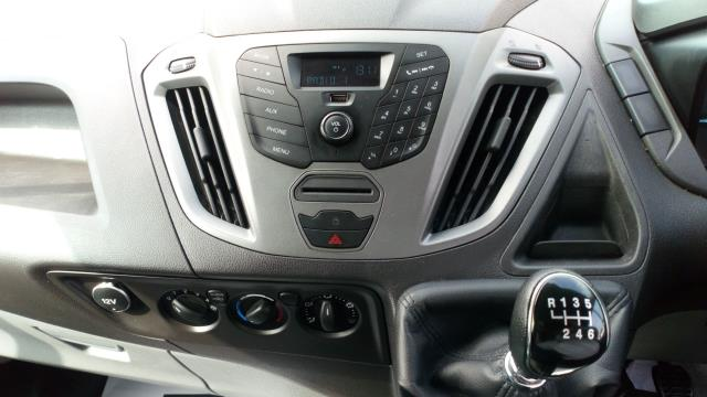 2017 Ford Transit Custom 2.0 Tdci 105Ps Low Roof Van (FE17UMT) Image 31