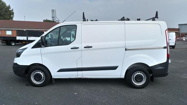 2017 Ford Transit Custom 2.0 Tdci 105Ps Low Roof Van (FE17UMT) Image 20