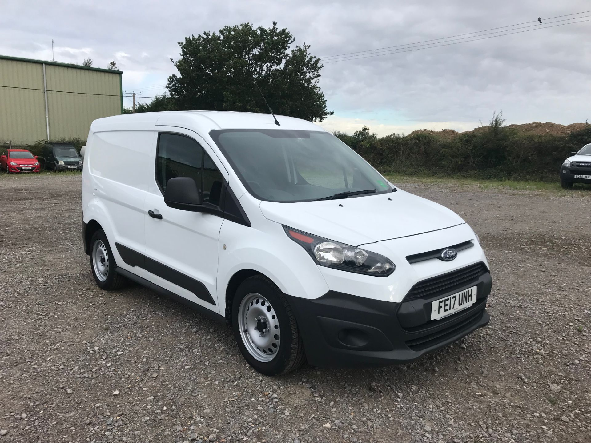 2017 Ford Transit Connect 1.5 Tdci 75Ps Van (FE17UNH)