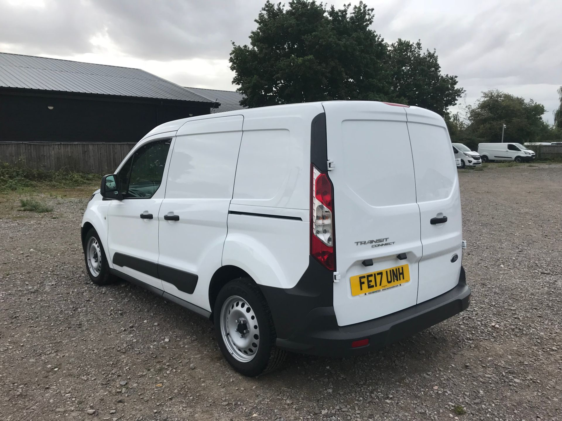 2017 Ford Transit Connect 1.5 Tdci 75Ps Van (FE17UNH) Image 6