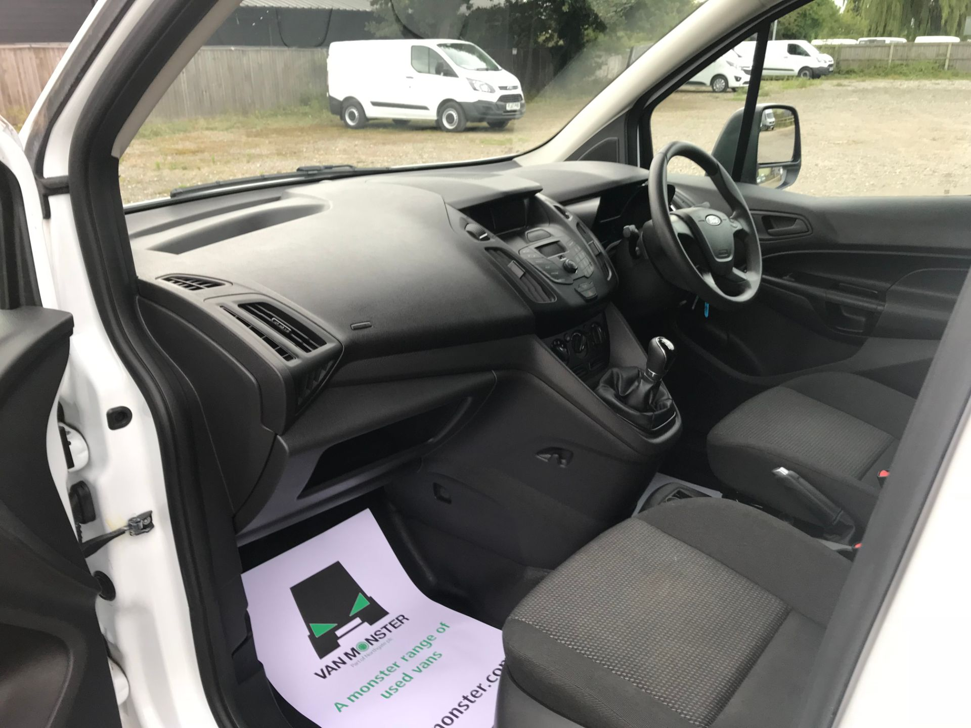 2017 Ford Transit Connect 1.5 Tdci 75Ps Van (FE17UNH) Image 13