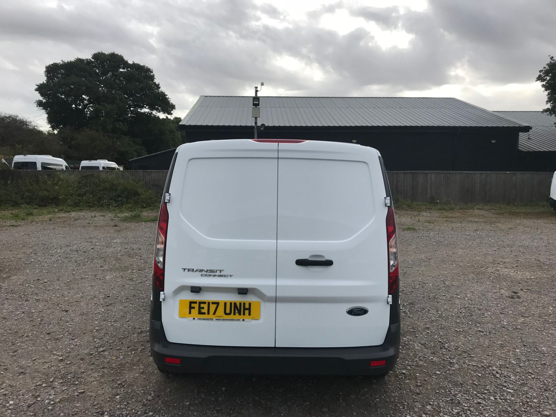 2017 Ford Transit Connect 1.5 Tdci 75Ps Van (FE17UNH) Image 5