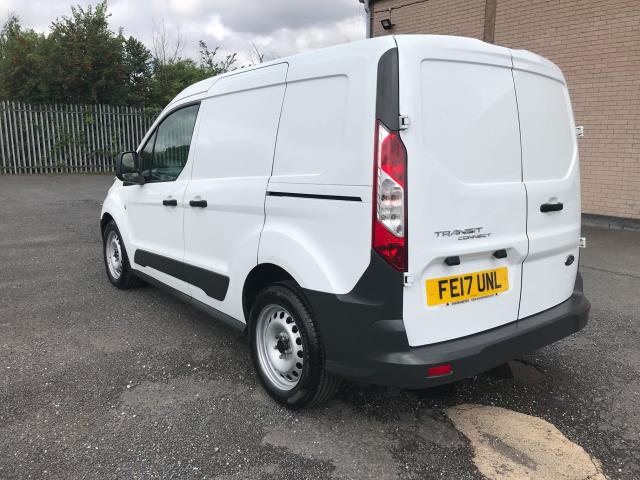 2017 Ford Transit Connect T200 L1 H1 1.5TDCI 75PS EURO 6 (FE17UNL) Image 4