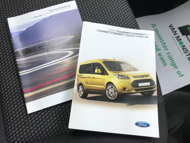 2017 Ford Transit Connect T200 L1 H1 1.5TDCI 75PS EURO 6 (FE17UNL) Image 24