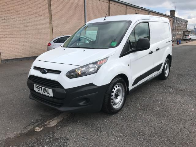 2017 Ford Transit Connect T200 L1 H1 1.5TDCI 75PS EURO 6 (FE17UNL) Image 2