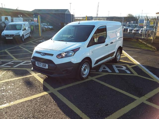 2017 Ford Transit Connect 1.5 Tdci 75Ps Van (FE17UOR) Image 3