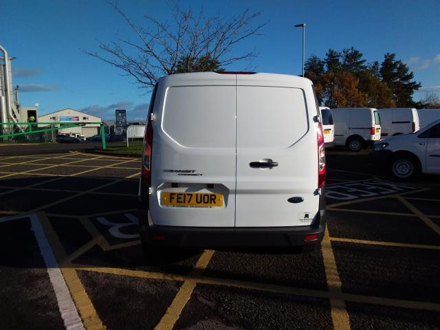 2017 Ford Transit Connect 1.5 Tdci 75Ps Van (FE17UOR) Image 6