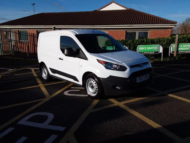 2017 Ford Transit Connect 1.5 Tdci 75Ps Van (FE17UOR) Image 1