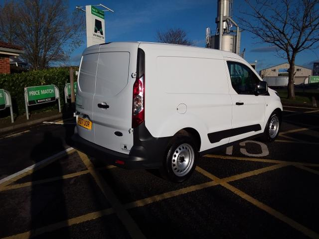2017 Ford Transit Connect 1.5 Tdci 75Ps Van (FE17UOR) Image 7