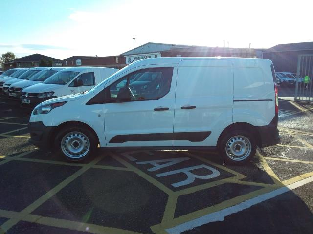 2017 Ford Transit Connect 1.5 Tdci 75Ps Van (FE17UOR) Image 4