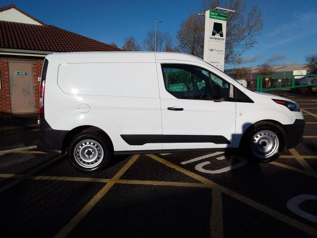 2017 Ford Transit Connect 1.5 Tdci 75Ps Van (FE17UOR) Image 8