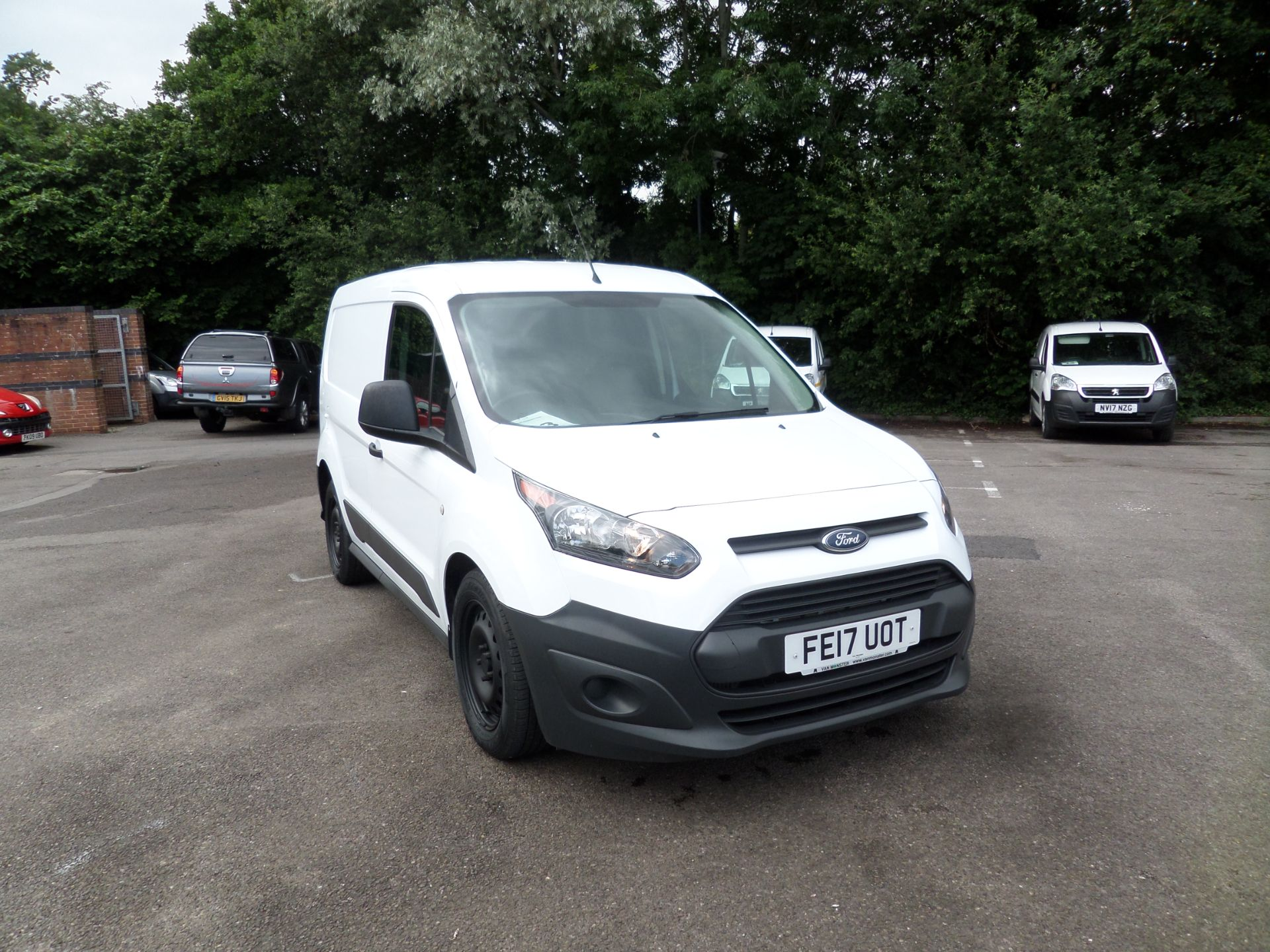 2017 Ford Transit Connect 1.5 Tdci 75Ps Van Euro 6 (FE17UOT)