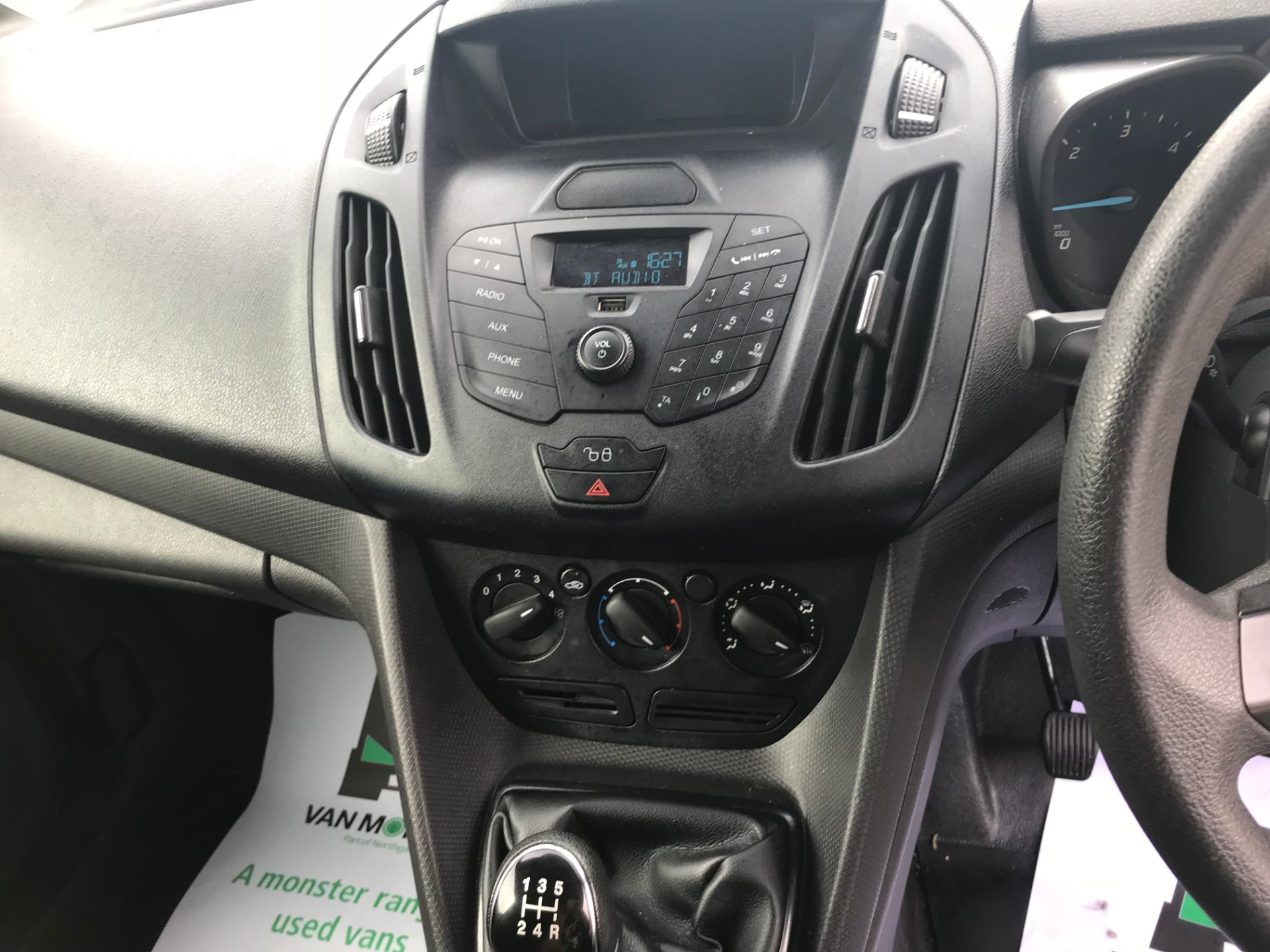 2017 Ford Transit Connect 1.5 Tdci 75Ps Van (FE17UPP) Image 16