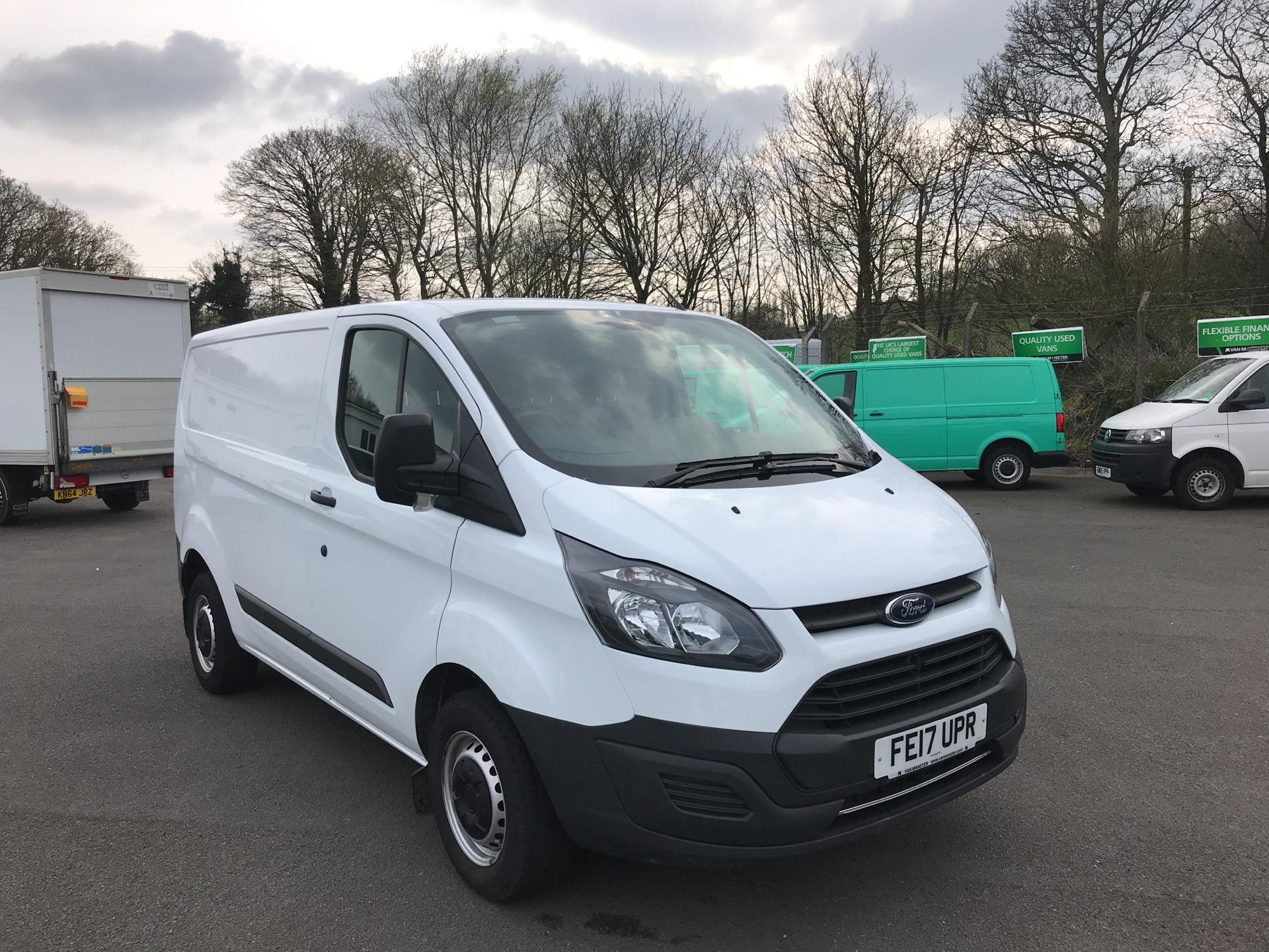 2017 Ford Transit Custom  290 L1 DIESEL FWD 2.0 TDCI 105PS LOW ROOF VAN EURO 6 (FE17UPR)
