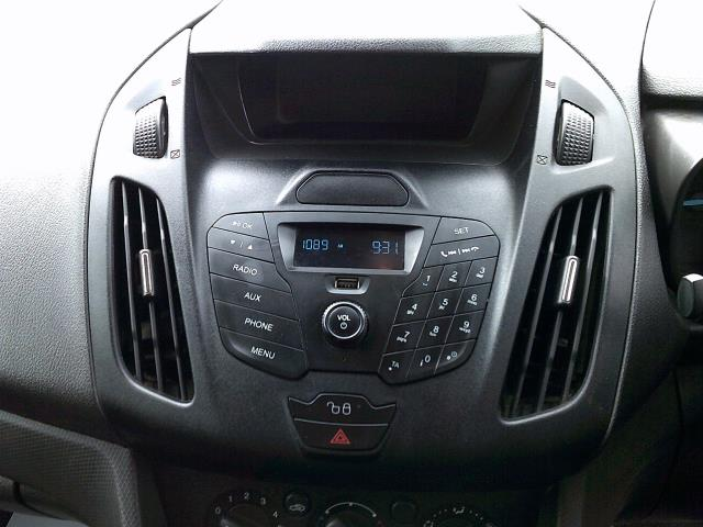2017 Ford Transit Connect 1.5 Tdci 75Ps Van (FE17USC) Image 3