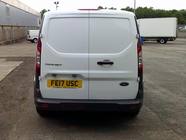 2017 Ford Transit Connect 1.5 Tdci 75Ps Van (FE17USC) Image 10