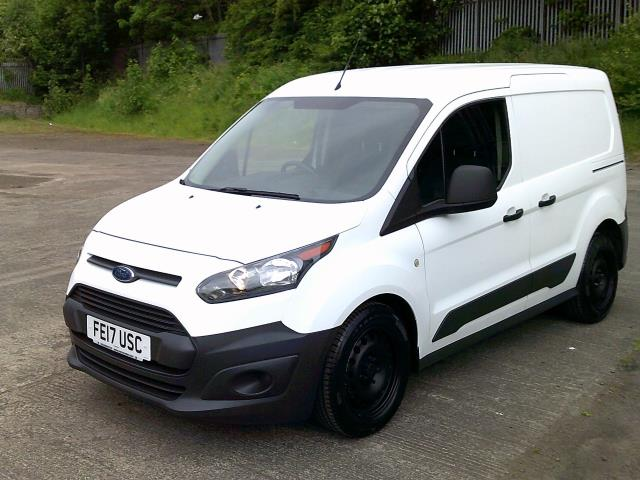2017 Ford Transit Connect 1.5 Tdci 75Ps Van (FE17USC) Image 14