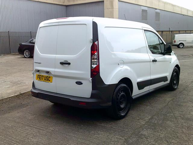 2017 Ford Transit Connect 1.5 Tdci 75Ps Van (FE17USC) Image 9