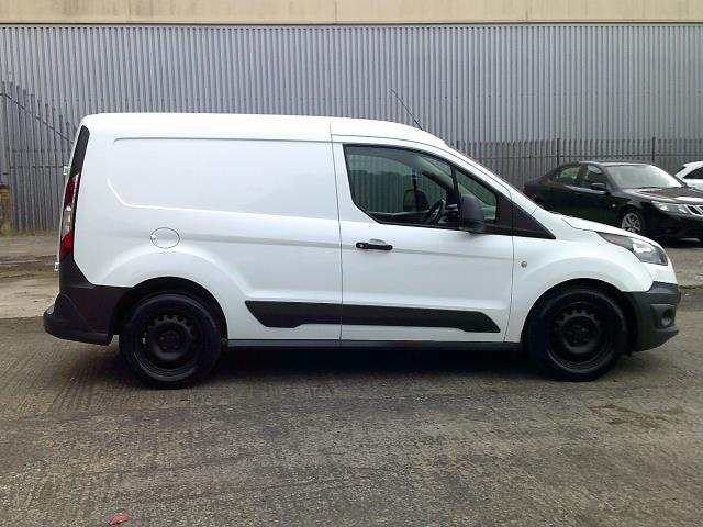 2017 Ford Transit Connect 1.5 Tdci 75Ps Van (FE17USC) Image 8