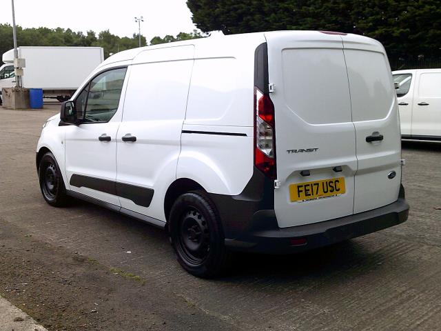 2017 Ford Transit Connect 1.5 Tdci 75Ps Van (FE17USC) Image 11