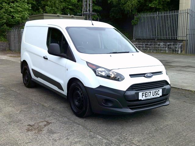 2017 Ford Transit Connect 1.5 Tdci 75Ps Van (FE17USC)