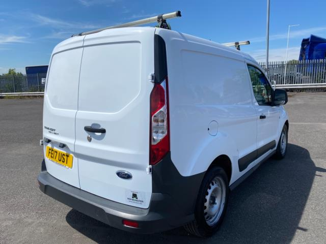 2017 Ford Transit Connect 1.5 Tdci 75Ps Van (FE17UST) Image 7