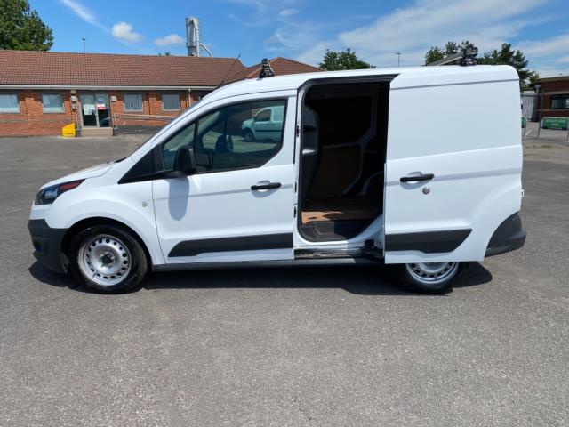 2017 Ford Transit Connect 1.5 Tdci 75Ps Van (FE17UST) Image 11
