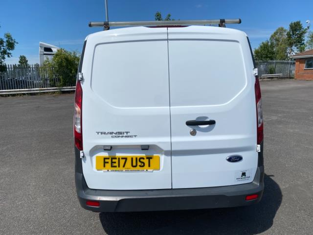 2017 Ford Transit Connect 1.5 Tdci 75Ps Van (FE17UST) Image 6