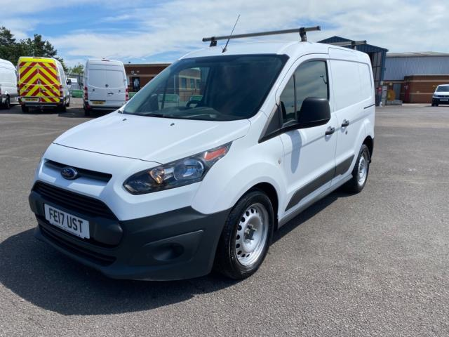 2017 Ford Transit Connect 1.5 Tdci 75Ps Van (FE17UST) Image 3