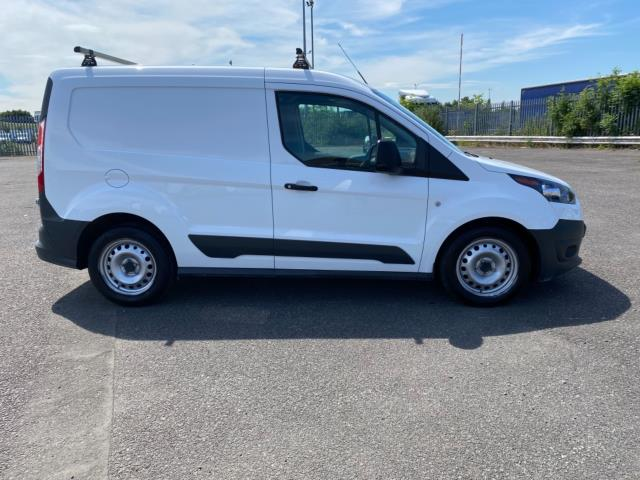 2017 Ford Transit Connect 1.5 Tdci 75Ps Van (FE17UST) Image 8