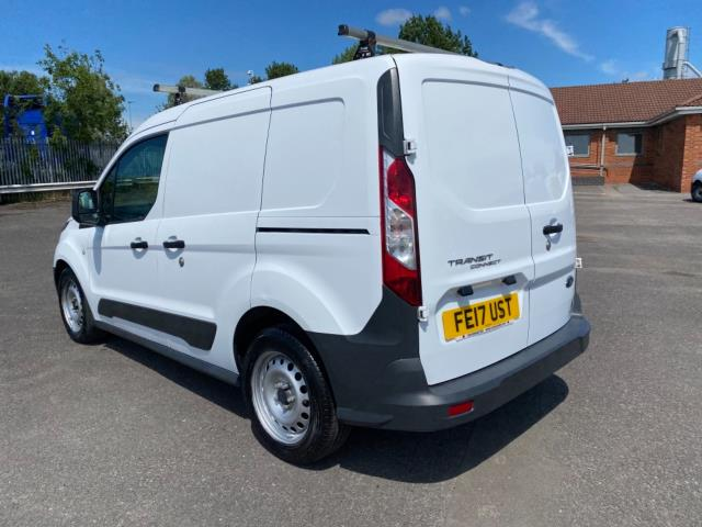 2017 Ford Transit Connect 1.5 Tdci 75Ps Van (FE17UST) Image 5