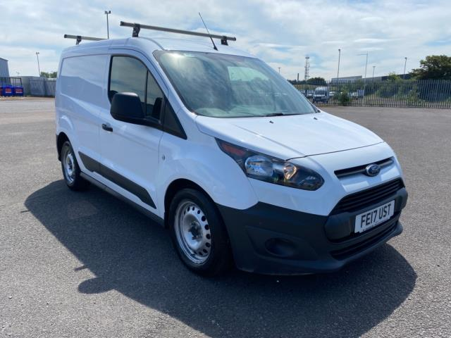 2017 Ford Transit Connect 1.5 Tdci 75Ps Van (FE17UST)