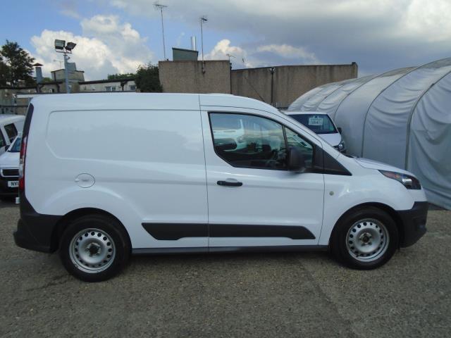 2017 Ford Transit Connect 1.5 Tdci 75Ps Van *EURO 6* (FE17USZ) Image 4