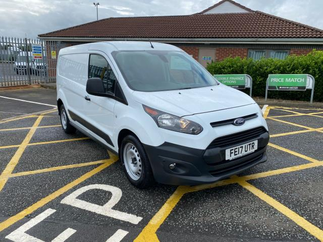 2017 Ford Transit Connect 1.5 Tdci 100Ps Van (FE17UTR)