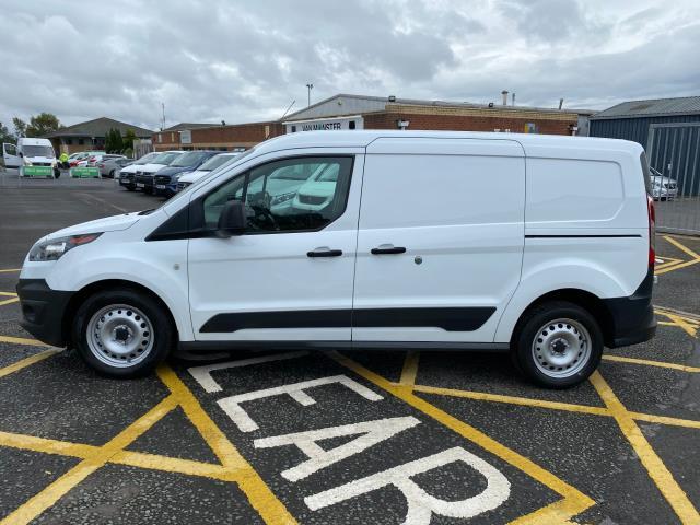 2017 Ford Transit Connect 1.5 Tdci 100Ps Van (FE17UTR) Image 4