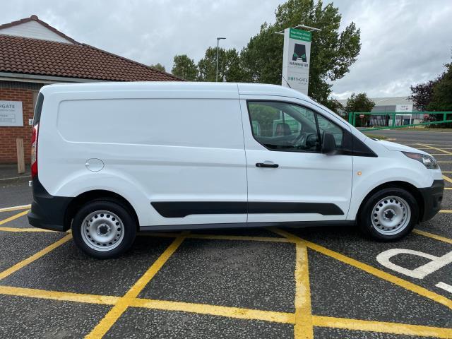 2017 Ford Transit Connect 1.5 Tdci 100Ps Van (FE17UTR) Image 8