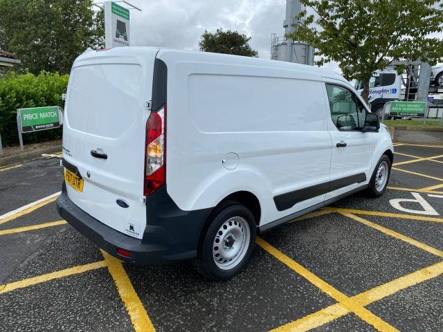 2017 Ford Transit Connect 1.5 Tdci 100Ps Van (FE17UTR) Image 7