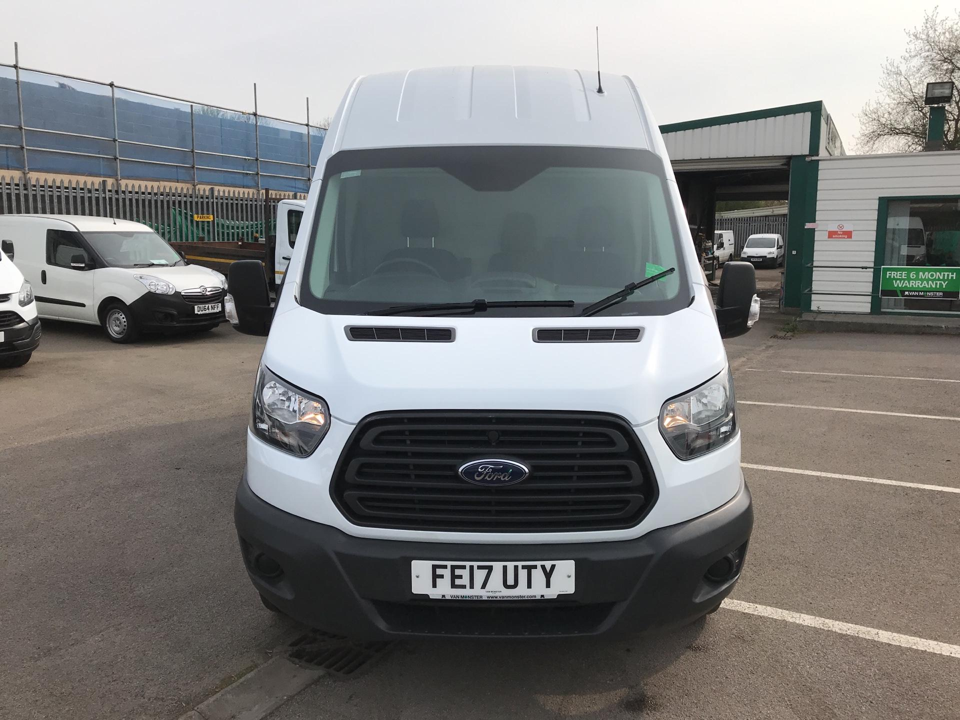 2017 Ford Transit 350 L3 H3 VAN 130PS EURO 6 (FE17UTY) Image 8