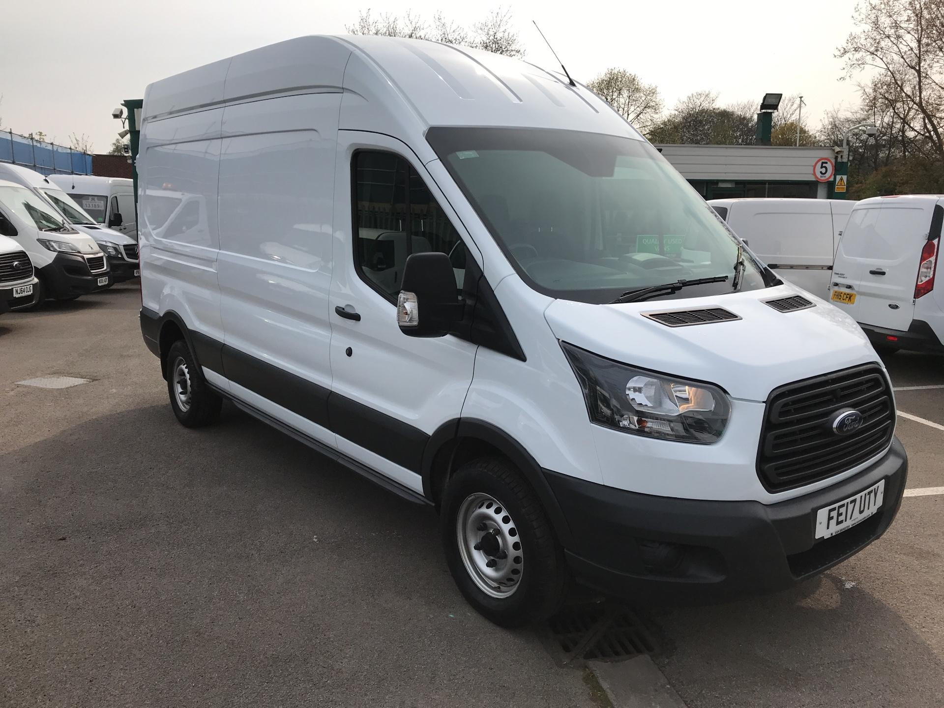 2017 Ford Transit 350 L3 H3 VAN 130PS EURO 6 (FE17UTY)